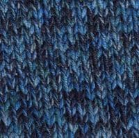 Katia 100% Merino effect - Blend of blues